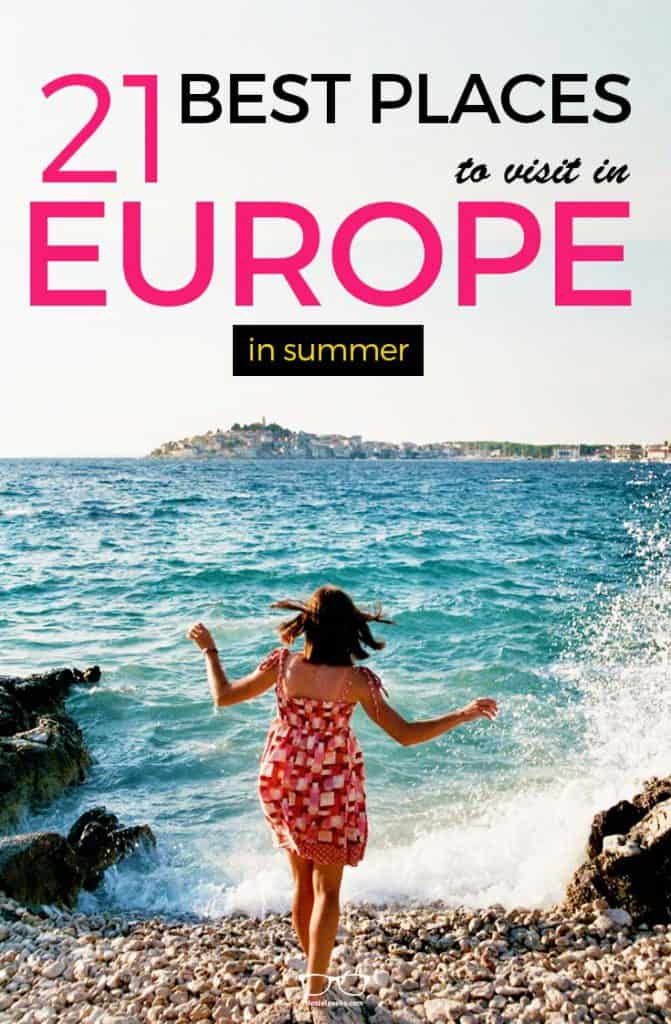 21 BEST Places To Visit In Europe In Summer 2019 (Beach