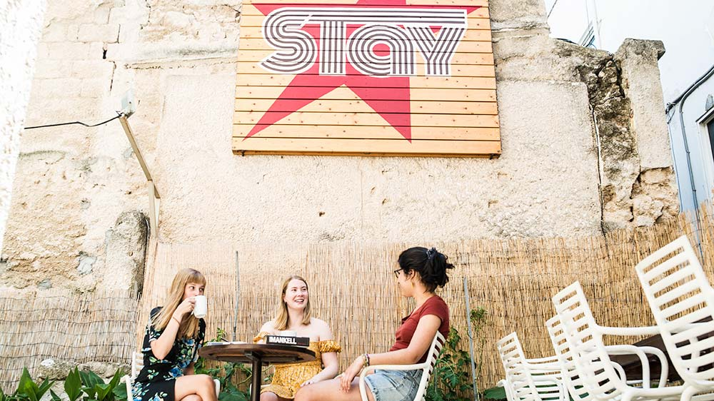 Best Hostels in Rhodes, Greece: STAY Hostel in Rhodes