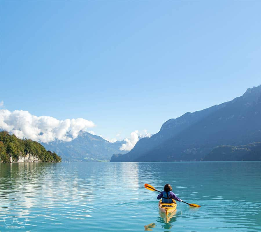 Best places to visit in Europe? Put Interlaken in Switzerland on the list