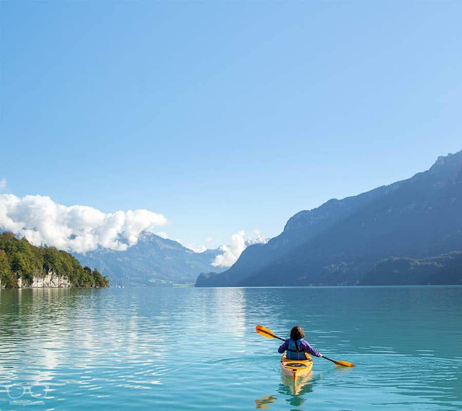 Best places to visit in Europe? Put Interlaken in Switzerland on the list