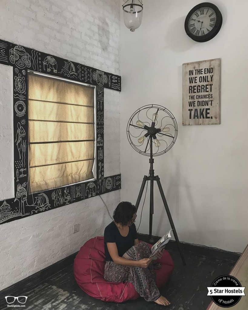 Chillin at Clock Inn Kandy