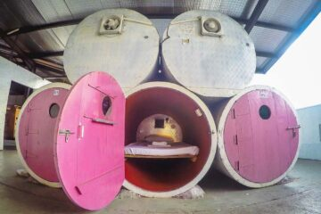 Clock Inn Kandy - YOUR Capsule bed experience in Sri Lanka