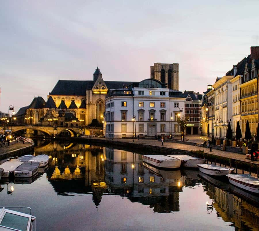 Places to visit in Europe in summer? Add Ghent to your European Itinerary