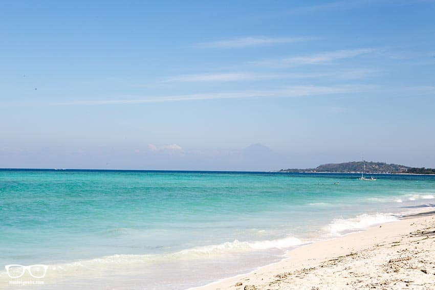 Gili Air Island and where to stay: Captain Coconuts