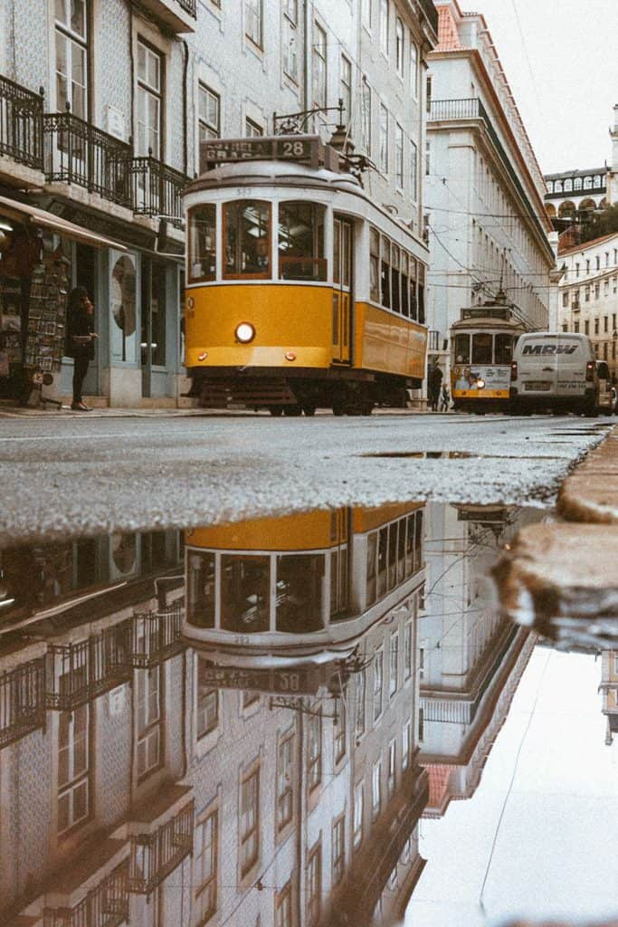 Lisbon, one of the best summer destinations in Europe