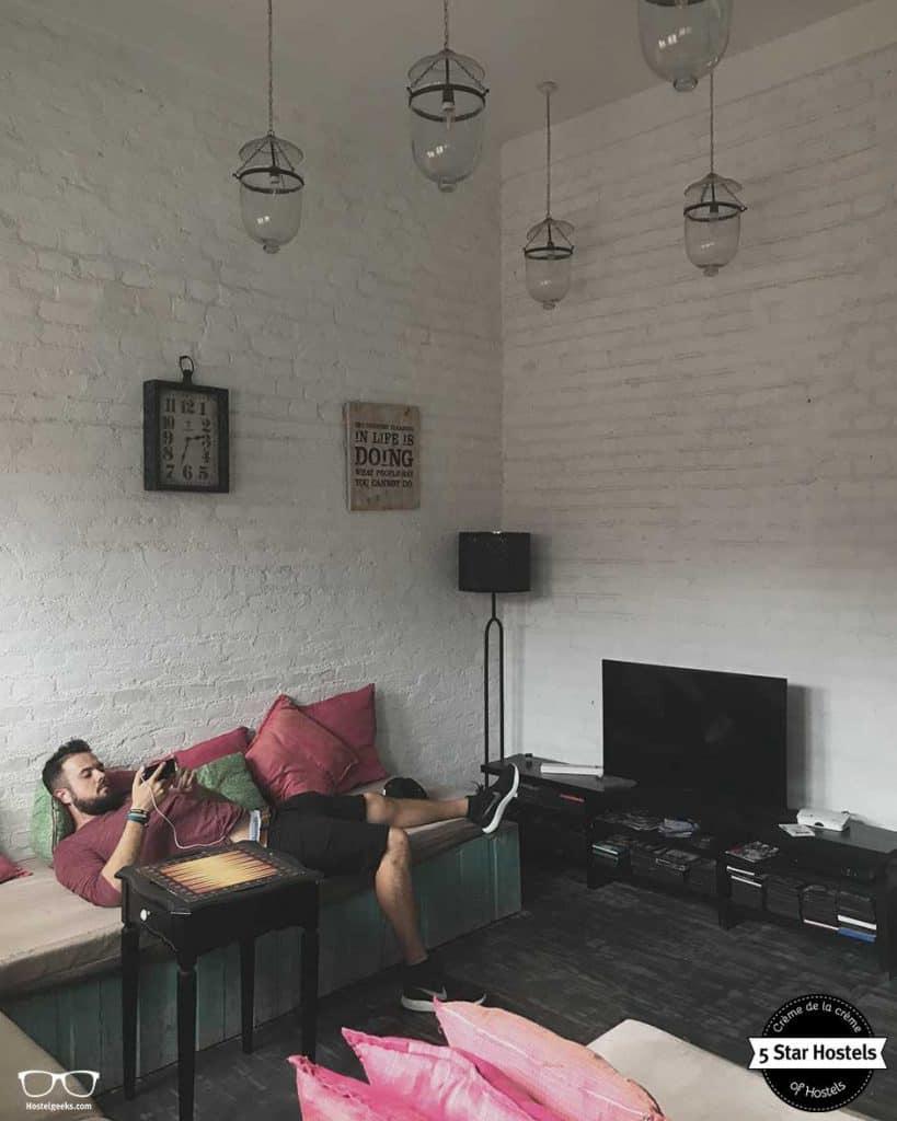 Relaxing at Clock Inn Kandy