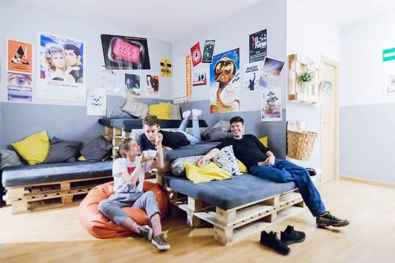 The Best Backpacker Hostel in Madrid: Sungate One Madrid