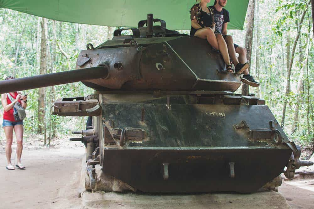 BEST Things to do in Ho Chi Minh City, Saigon - Cu Chi Tunnels in Saigon, Vietnam