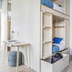 Stay in cool dorms with the TOP hostels in Madrid