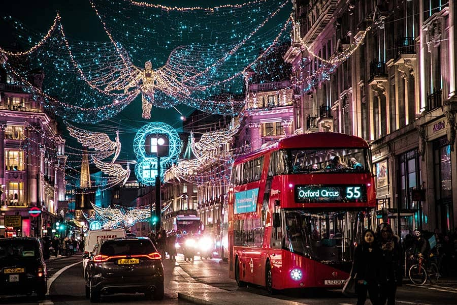 Free Things to do in london at night