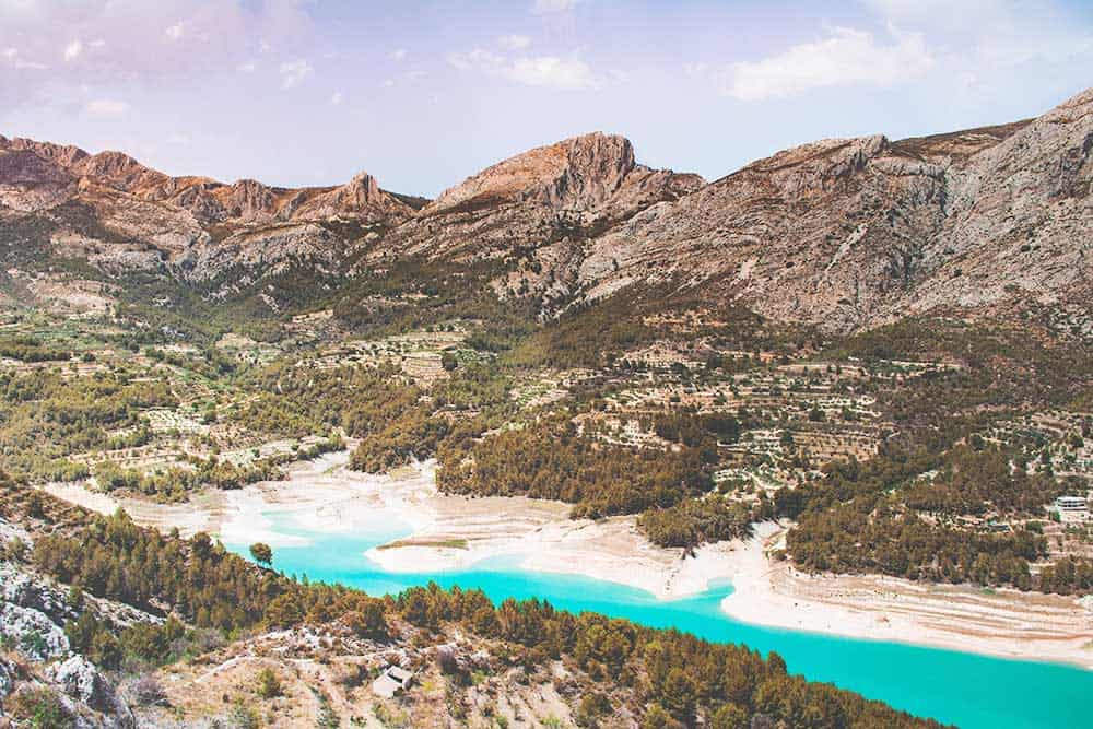 Guadalest, a day trip from Valencia
