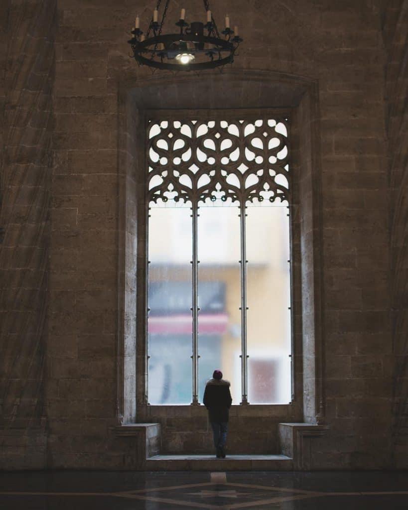 Lonja de Seda in Valencia, a must do thing in Valencia