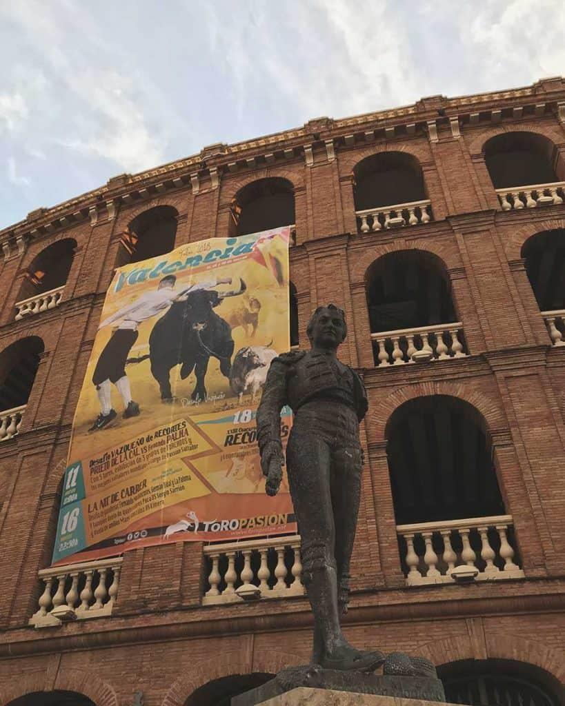 What to do in Valencia? See the Plaza de toros Valencia