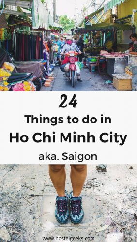 BEST Things to do in Ho Chi Minh City, Saigon