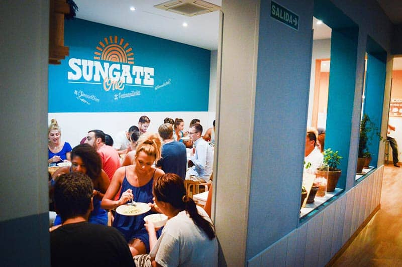 One of the best hostels in Madrid for solo travellers: Sungate One