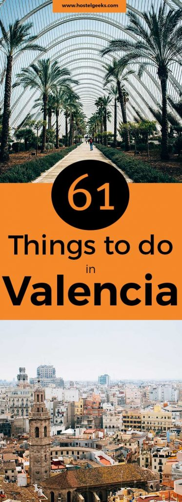 61 Things to do in Valencia