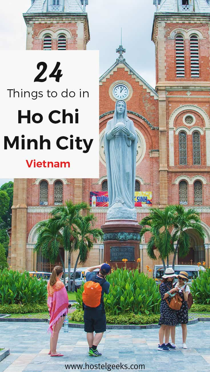 24 FUN Things to do in Ho Chi Minh City in 2019 (for all