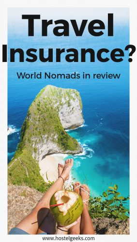 World Nomads Travel Insurance - A quick look behind the infamous topic of Insurance