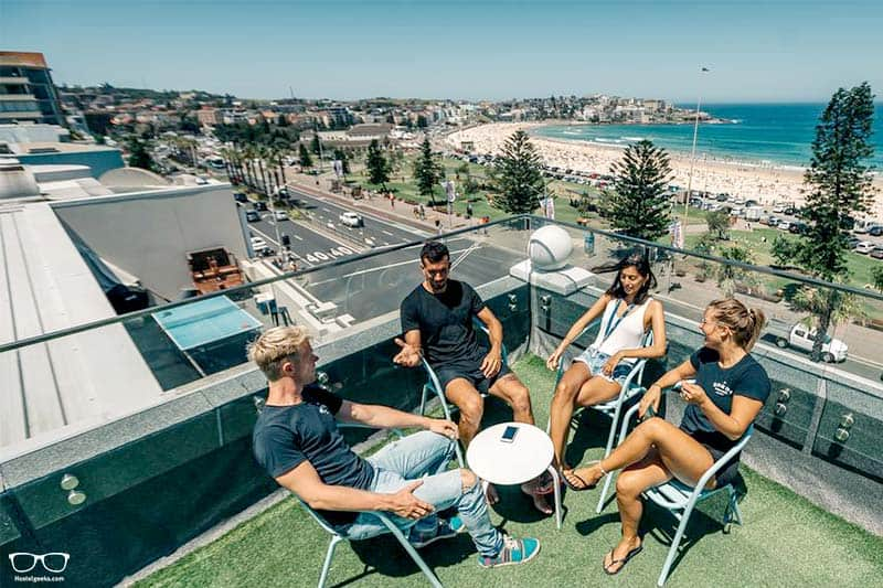 Best beach hostel in Sydney, Australia