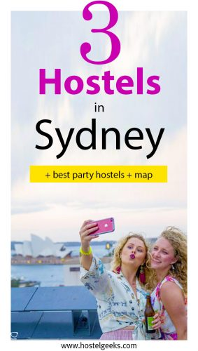 Best Hostels in Sydney complete overview and guide for backpackers