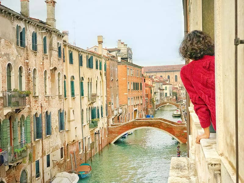 Best Hostels in Venice: We Crociferi is for sure the ONLY 5 Star Hostel