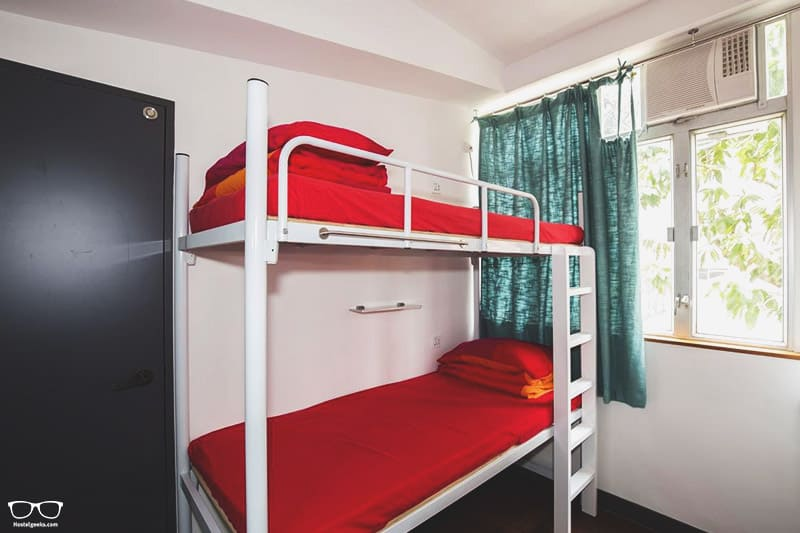 Check Inn one of the Best Hostels in Hong Kong