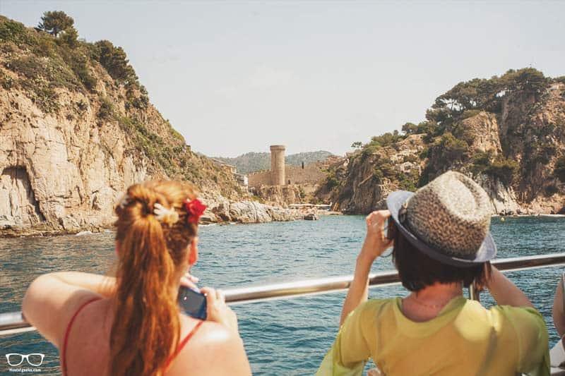 Costa Brava Half Day Trip
