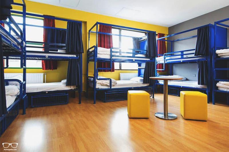 Jacobs Inn Hostel one of the Best Hostels in Dublin, Ireland