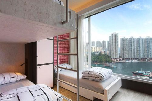 Mojo Nomad Aberdeen one of the Best Hostels in Hong Kong