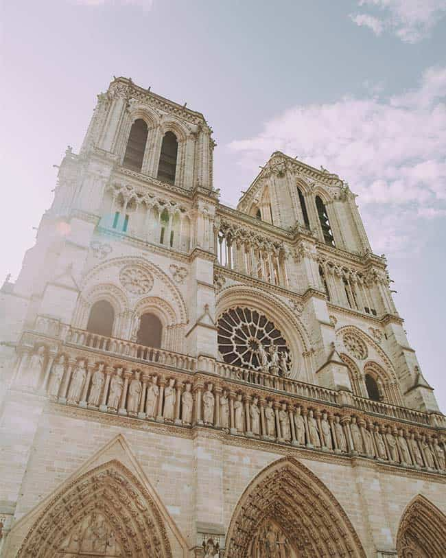 Notre Dame in Paris with Audio Guide