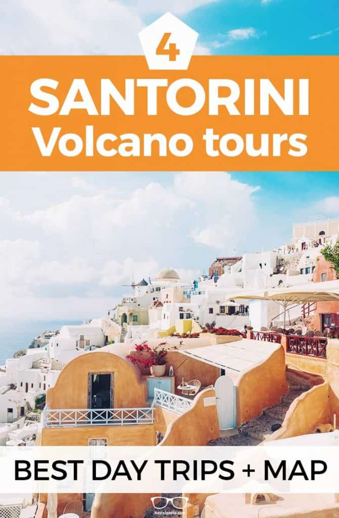 4 Best Santorini Volcano Tours