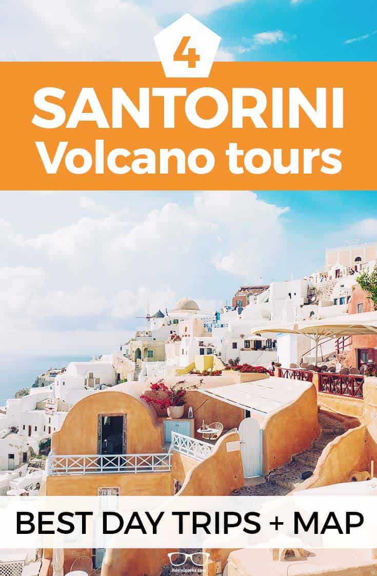 5 Best Santorini Volcano Tours 2020 Compared Prices