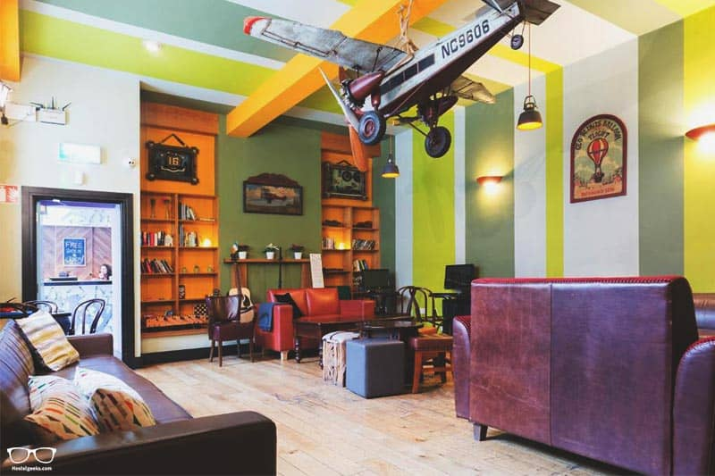 Sky Backpackers one of the Best Hostels in Dublin, Ireland