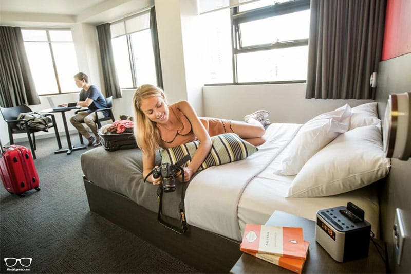 Space Hotel one of the Best Hostels in Melbourne