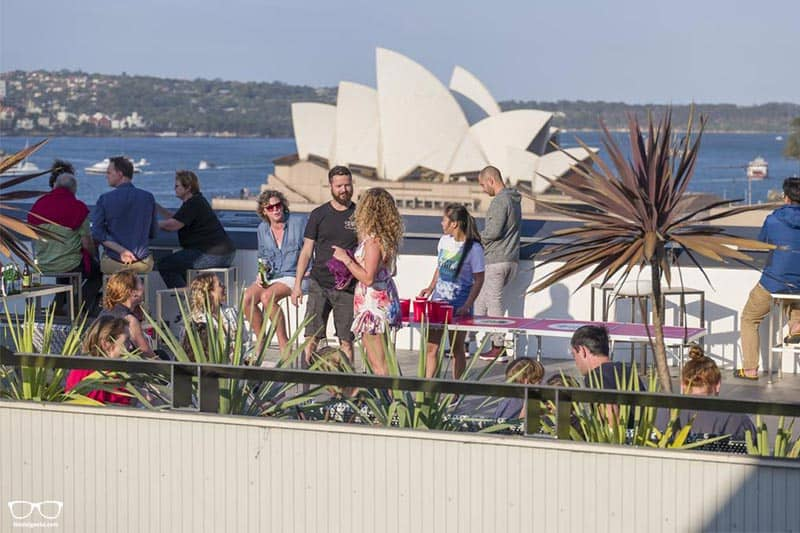 Sydney Harbour YHA one of the best hostels in Sydney, Australia