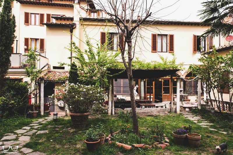 Archi Rossi one of the Best Hostels in Florence, Italy