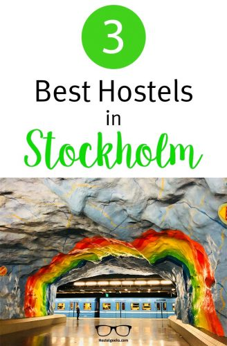 Best Hostels in Stockholm complete overview and guide for Backpackers in Stockholm, Sweden