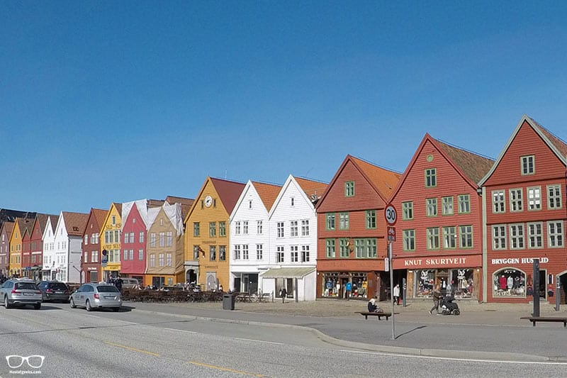 Bryggen is one of the fun things to do in Bergen, Norway