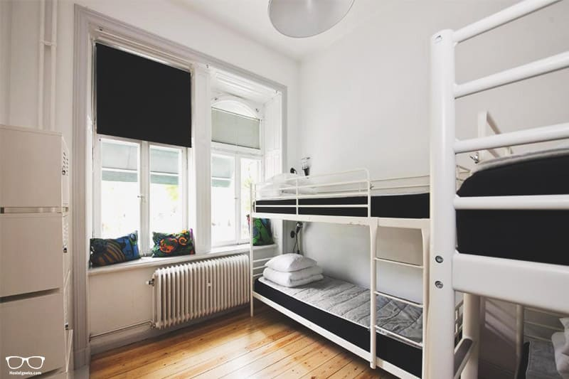City Backpackers one of the Best Hostels in Stockholm