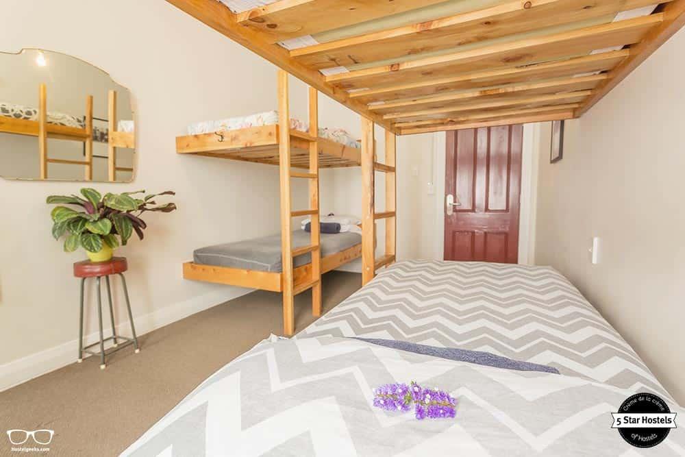 Dorm at The Dwellington Hostel
