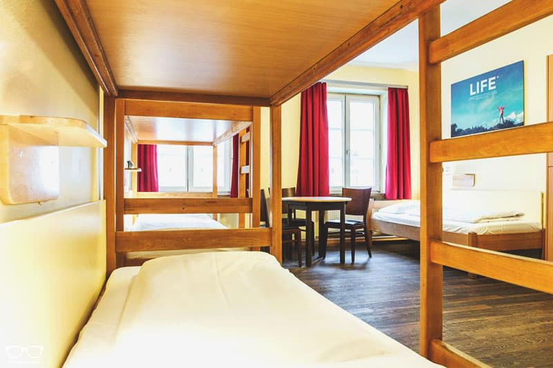 Euro Youth Hostel is one of the best hostels in Munich, Germany
