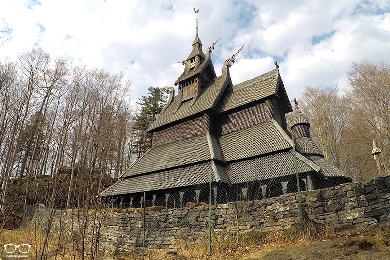 Fantoft Stave Church is one of the top fun things to do in Bergen