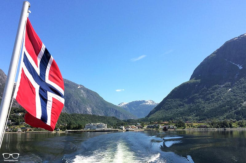 Joining a Fjord Tour is one of the best things to do in Bergen, Norway