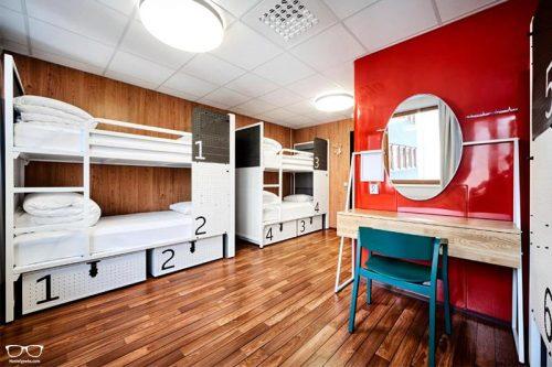 Generator Hostel one of the Best Hostels in Stockholm, Sweden
