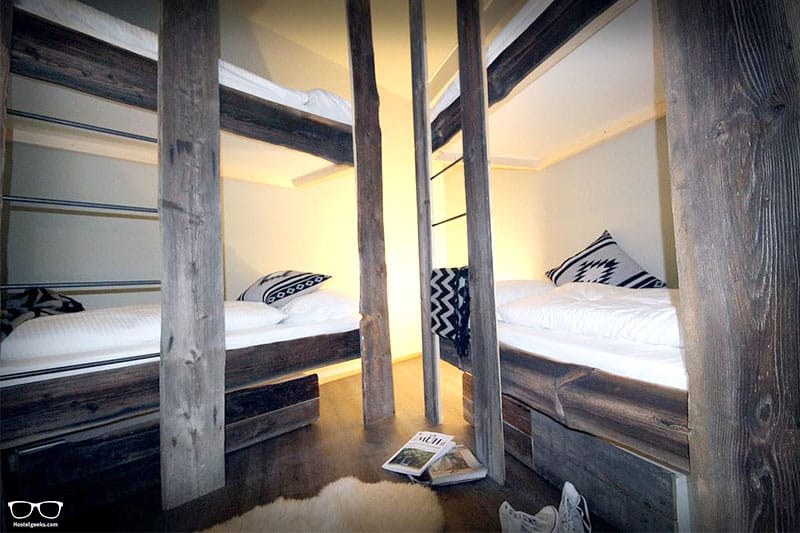Gspusi Bar Hostel is one of the best hostels in Munich, Germany