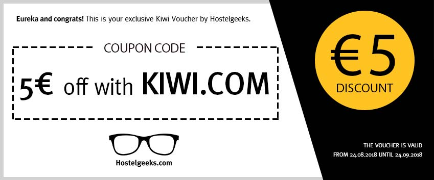 Promo Code Kiwi- Flights to Singapore