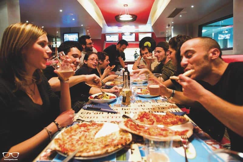 Plus Hostel the Best Party Hostel in Florence, Italy