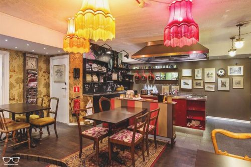 Skanstulls Hostel one of the Best Hotels in Stockholm