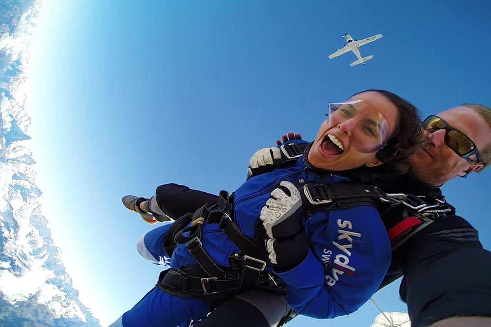 Skydiving Insurance? It was a solid idea to get a travel insurance beforehand