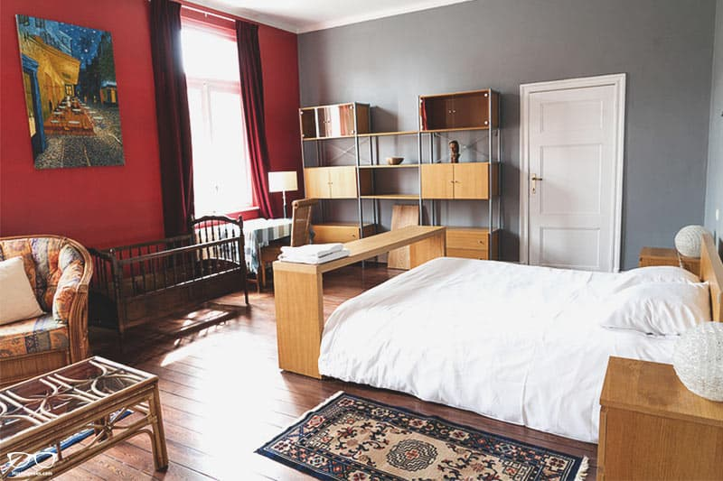 Sleephere is one of the best hostels in Brussels, Belgium